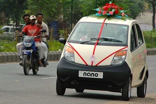 Tata Nano India December 2014