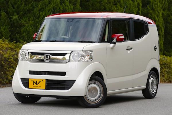 Honda N: Japan January 2015. Picture courtesy autoc-one.jp