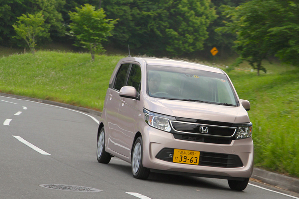 Honda N-WGN Japan 2014. Picture courtesy autoc-one.jp
