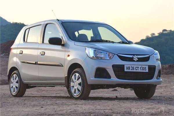 Suzuki Alto K10 Sri Lanka 2015. Picture courtesy topspeed.in