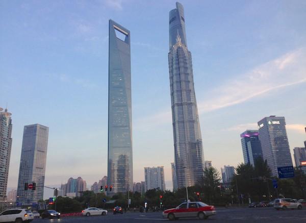 10. Shanghai Pudong street scene 5