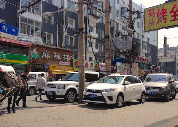 Changchun street scene 7