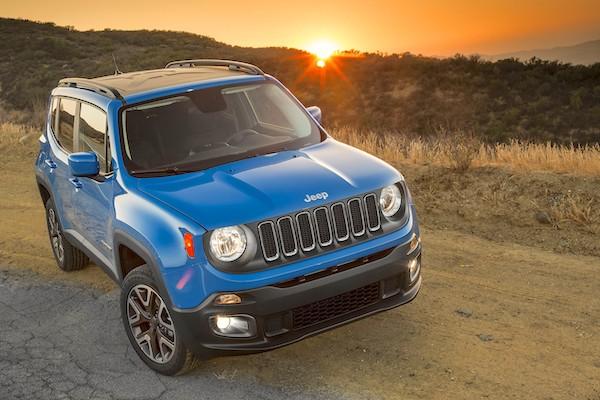 Jeep Renegade USA April 2015. Picture courtesy motortrend.com