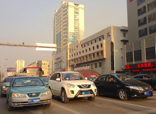 Yanji Street scene 3
