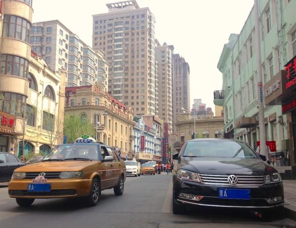 11. VW Magotan Jetta Harbin
