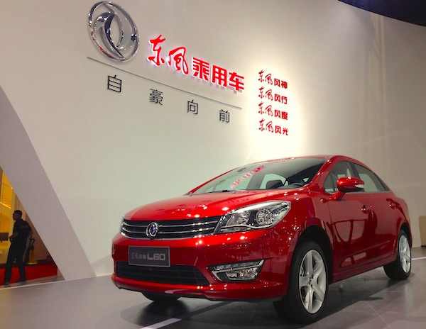 70. Dongfeng L60