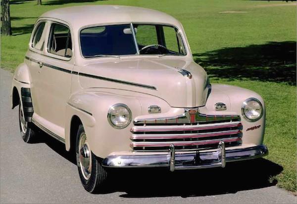 Ford V8 Australia 1946