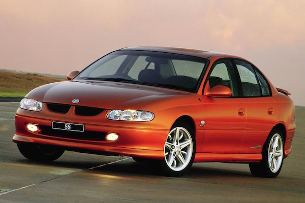 Holden Commodore SS Australia 1998
