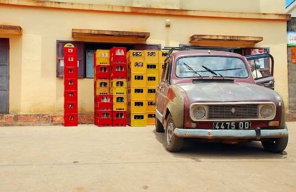 Renault 4 Madagascar 2014. Picture courtesy Flickr