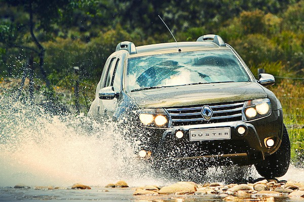 Renault Duster Colombia 2014. Picture courtesy renault.com.co