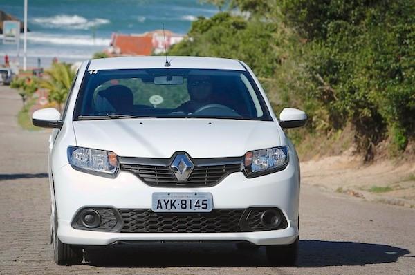 Renault Sandero Madagascar 2014. Picture courtesy uol.com.br