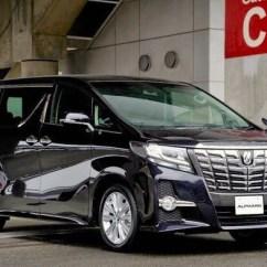 Toyota All New Alphard 2015 Grand Avanza 1.3 G M/t 2017 Hong Kong China April Hops On Podium Best