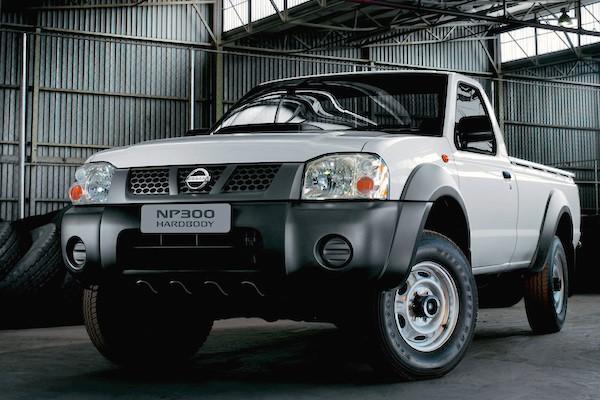 Nissan NP300 Hardbody Uganda March 2015