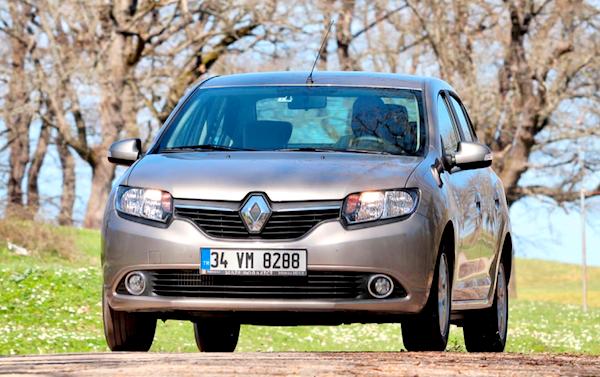 Renault Symbol Turkey August 2016