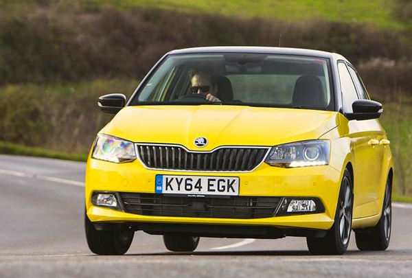 Skoda Fabia Slovakia 2015. Picture courtesy honestjohn.co.uk
