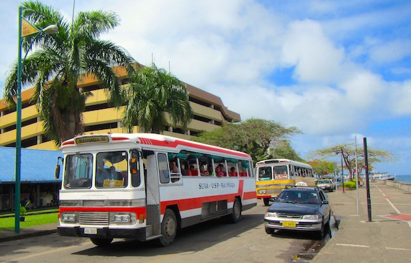 Suva Bus. Picture courtesy happinessandthings