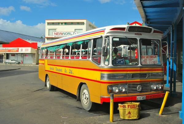 Suva Fiji bus. Picture courtesy dazman.info