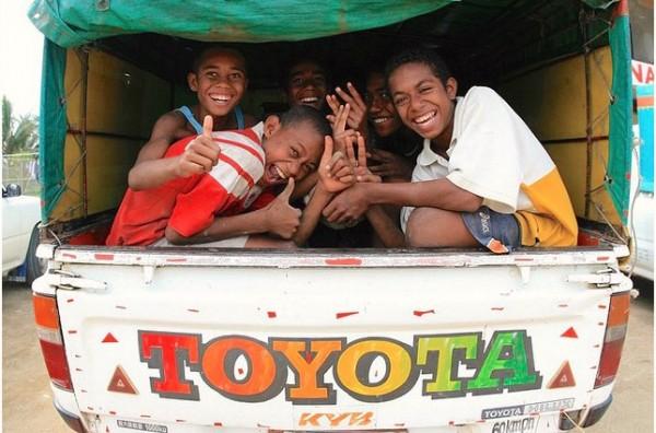 Toyota Fiji