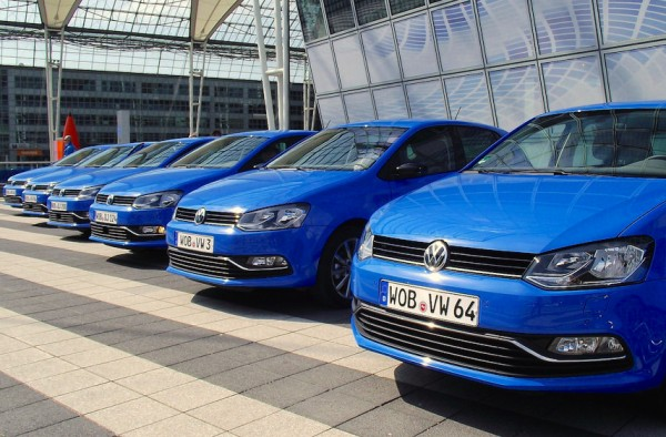 VW Polo Germany May 2015. Picture courtesy flickr