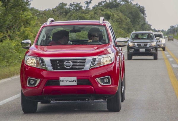 Nissan NP300 Frontier Mexico