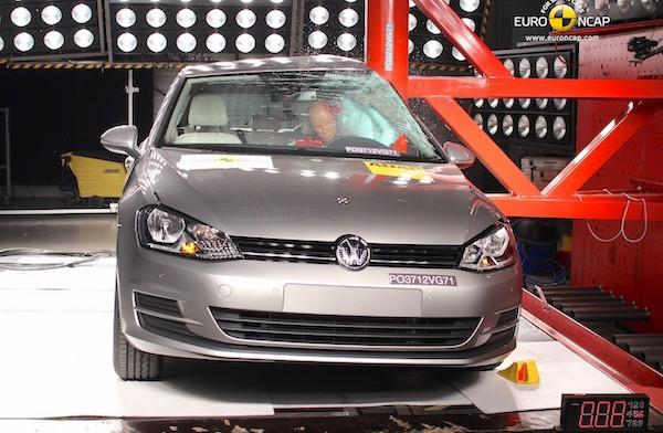 VW Golf China July 2015. Picture courtesy caradvice.com.au