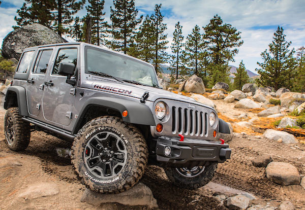 Jeep Wrangler USA 2016. Picture courtesy caranddriver.com