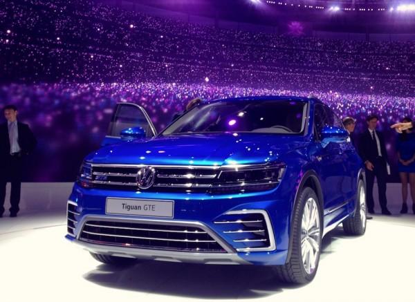 VW Tiguan Frankfurt 2015b