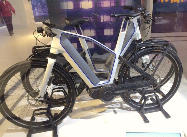 VW e-Bike Berlin 2015