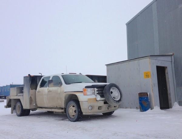 10. GMC Sierra Prudhoe Bay
