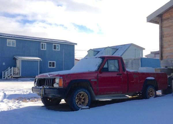 17. Jeep Comanche Barrow