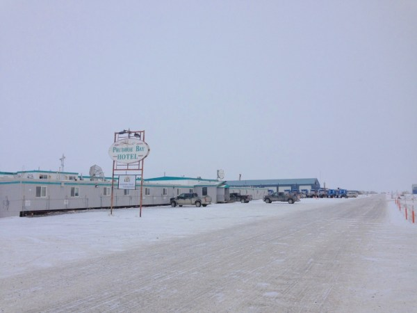 6. Prudhoe Bay Hotel