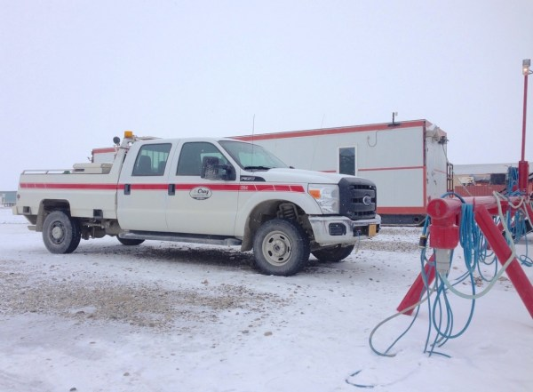 8. Ford F-350 Prudhoe Bay 2
