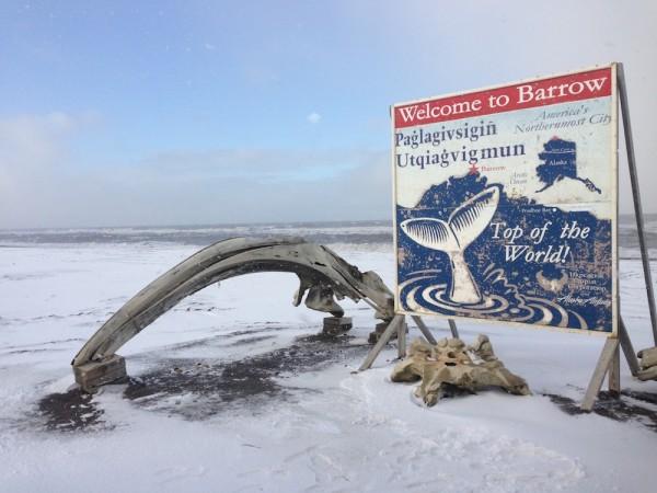 8. Welcome to Barrow