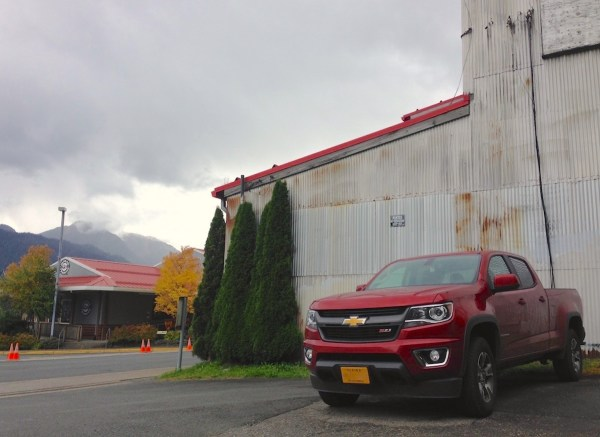 Chevrolet Colorado Juneau
