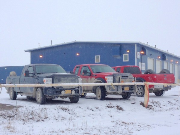 Ford F-250 Prudhoe Bay 2