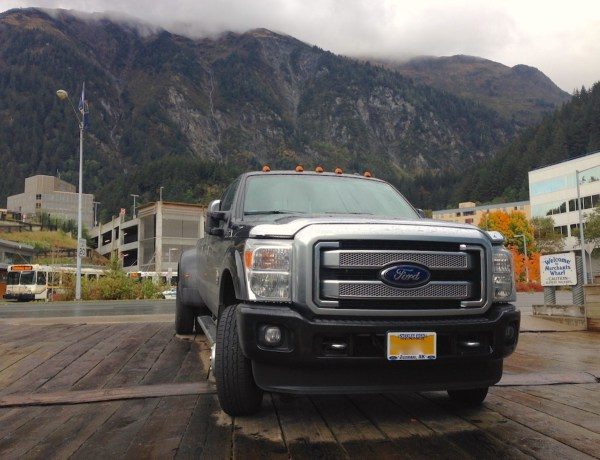 Ford F-350 Juneau