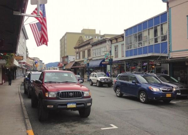 Juneau street scene 2