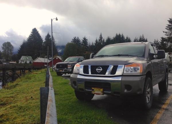 4. Nissan Titan Petersburg Alaska