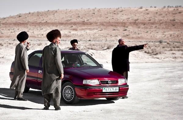 Opel Vectra Turkmenistan 2012
