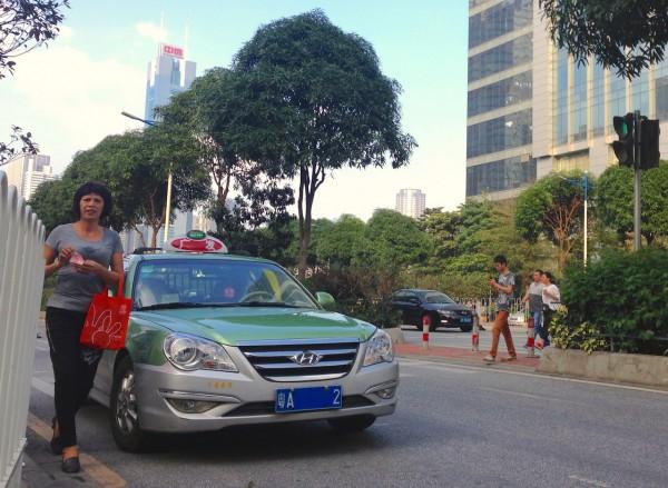Hyundai Sonata MoInca Taxi Guangzhou 1