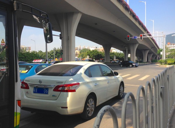 Nissan Sylphy Guangzhou 4