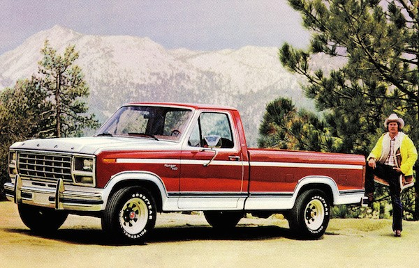 Ford F-150 1980 USA