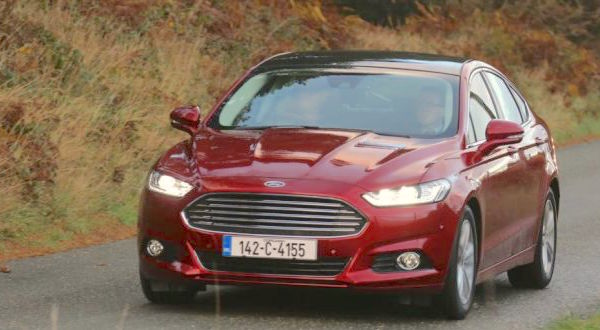 Ford Mondeo Ireland 2015. Picture courtesy irishtimes.com