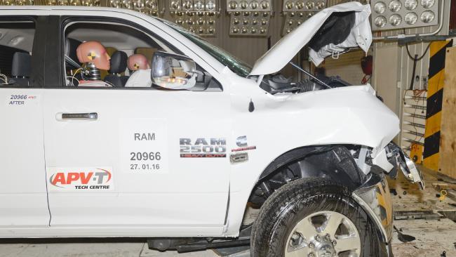 Ram 2500 Australia January 2016