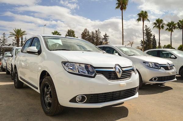 Renault Symbol Algeria 2016. Picture courtesy arabgt.com