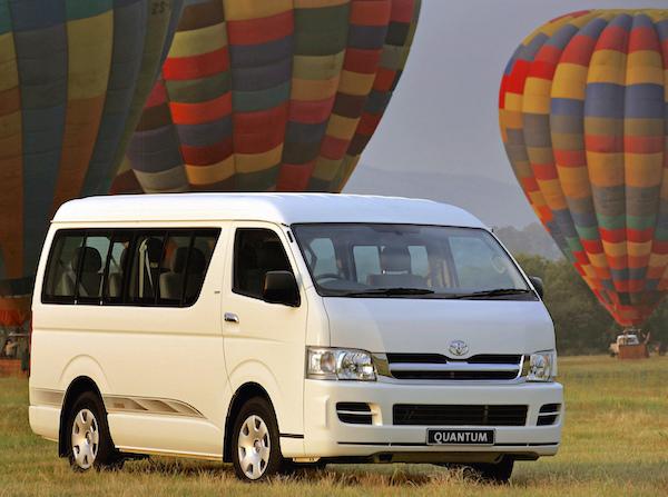 Toyota Quantum Swaziland 2015