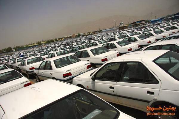 Peugeot Pars Iran 2015. Picture courtesy persiankhodro.com