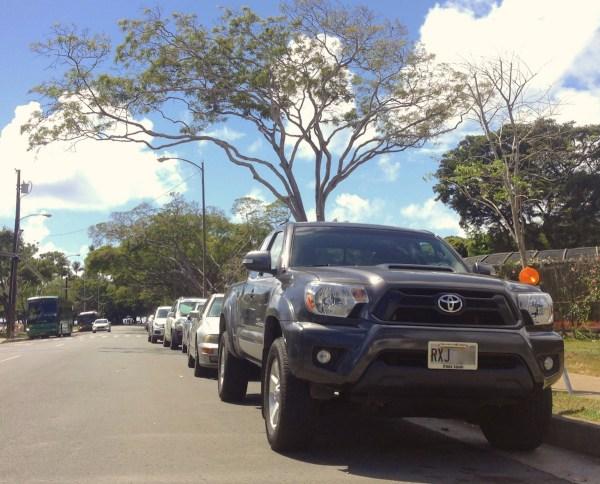 2. Toyota Tacoma Waikiki