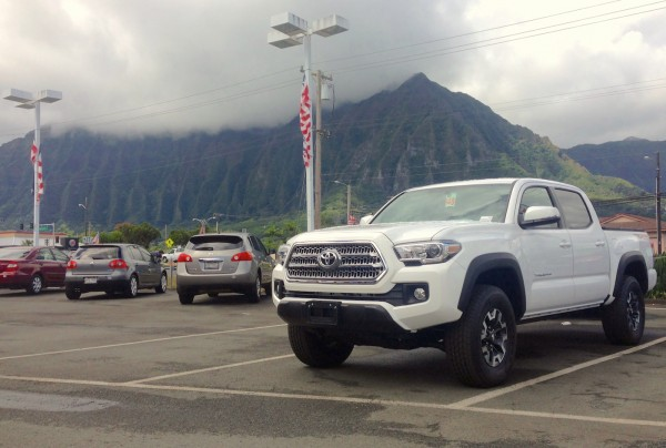 3. Toyota Tacoma Oahu 2