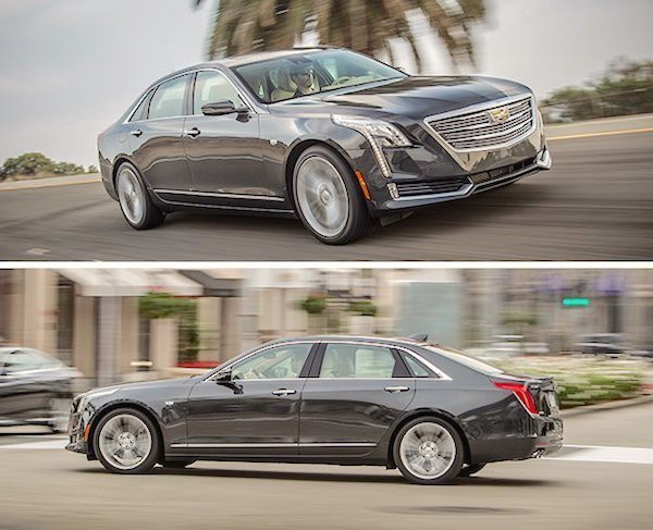 Cadillac CT6 USA March 2016. Picture courtesy caranddriver.com